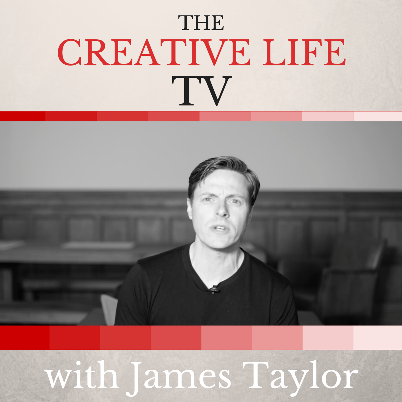 The Creative Life TV: Creativity, Innovation and Inspiring Ideas | James Taylor